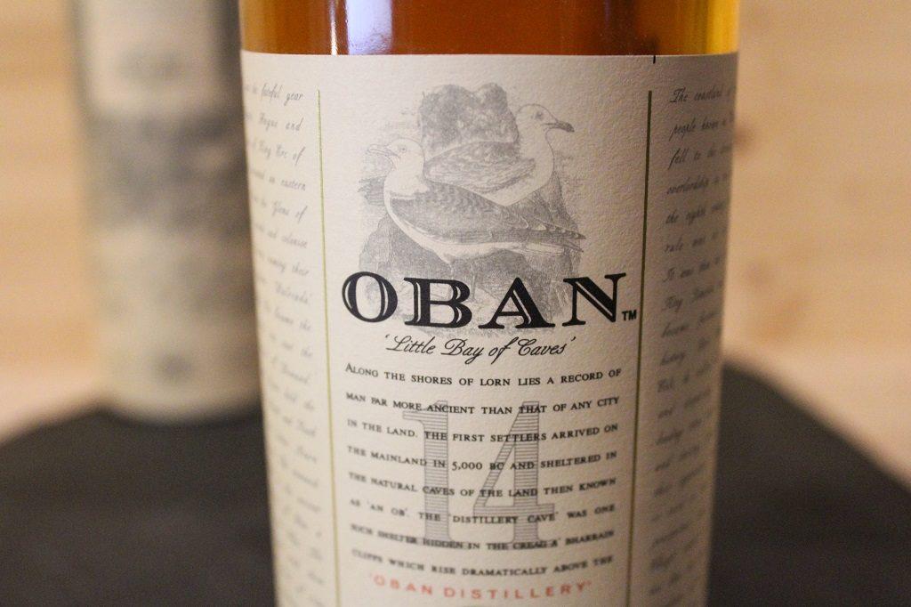 Der Oban 14 hat schöne Details.