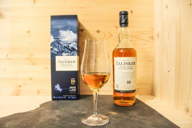 Der Talisker 10 von der Insel Skye