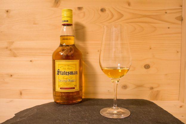 Der Statesman Blended Scotch aus dem Hause Aldi-Nord.