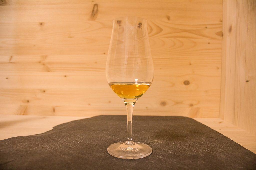 Der Statesman Blended Scotch ist optisch ansprechend.