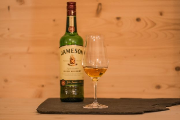 Der Jameson Original blended grain Irish.